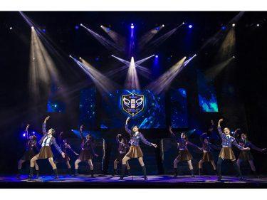 舞台『少女☆歌劇 レヴュースタァライト -The LIVE 青嵐- BLUE GLITTER』舞台写真到着