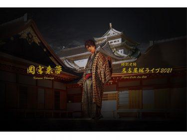 岡宮来夢、1月31日に生配信ライブ「名古屋城ライブ2021」開催を発表