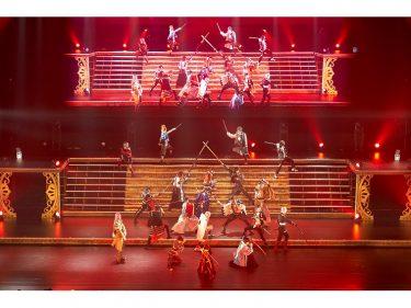 刀ミュ「乱舞音曲祭」開幕!回替わり演出も盛り込みミュージカル『刀剣乱舞』五周年の感謝を捧ぐ