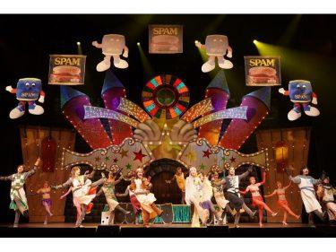 「とにかく笑って」山田孝之主演ミュージカル『モンティ・パイソンのSPAMALOT』公開ゲネプロ&開幕直前会見レポ