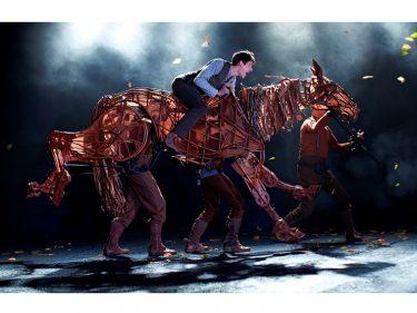 ナショナル・シアター・ライブ『戦火の馬』『フォリーズ』などをアンコール上映