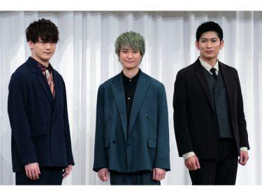 戸塚祥太(A.B.C-Z)主演『未来記の番人』製作発表会見レポート「日本を明るくできるように」