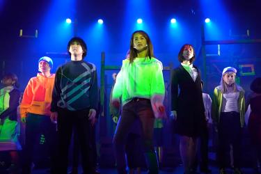 【動画】舞台『左ききのエレン -バンクシーのゲーム篇-』公開ゲネプロ