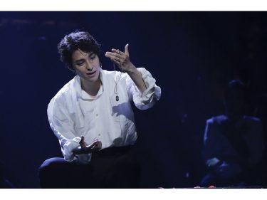 海宝直人、濱田めぐみらが誘う幻想の世界!ミュージカル『イリュージョニスト』公開舞台稽古レポート