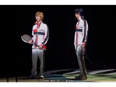 ミュージカル『新テニスの王子様』東京凱旋公演スタート!相葉裕樹「成長した相葉が演じる令和の入江を」
