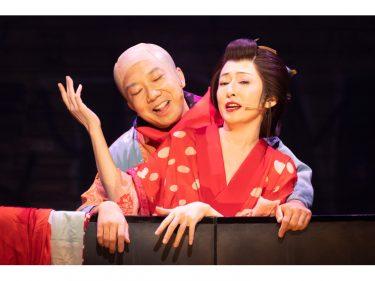 市川猿之助主演『藪原検校』舞台写真&コメント到着!「隅から隅まで味わい尽くして」