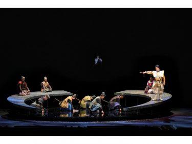 野村萬斎『子午線の祀り』で「皆さんの演劇ライフを復活させられたら」