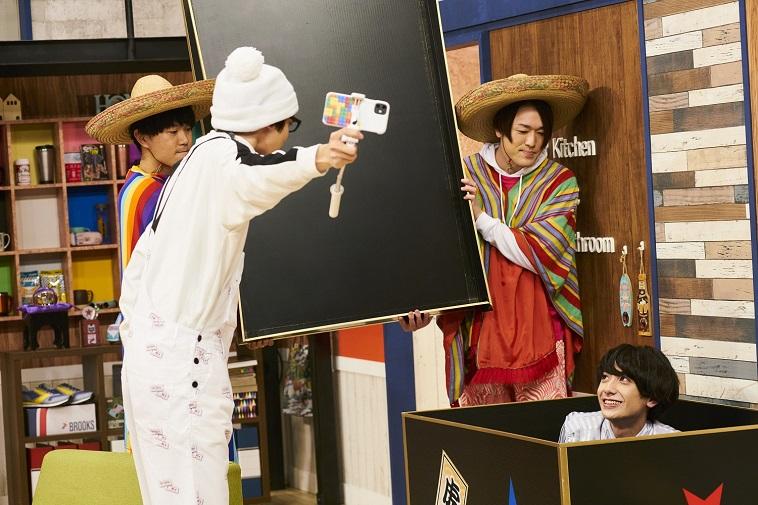 小西詠斗がイリュージョンに挑戦!?『テレビ演劇 サクセス荘3』第9話