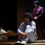 黒羽麻璃央ら出演舞台『結婚しないの!?小山内三兄弟』公開ゲネレポート
