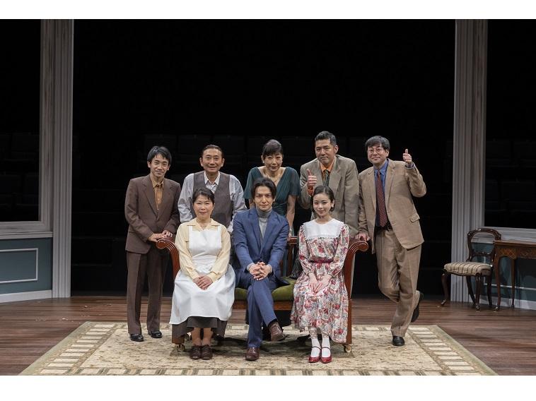 生田斗真と小川絵梨子、4年ぶりのタッグ『ほんとうのハウンド警部』開幕