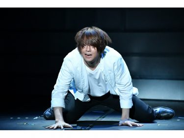 浦井健治主演『GHOST』再演ついに開幕!「会いたいに人に会える、そんなミュージカル」会見&ゲネプロレポート