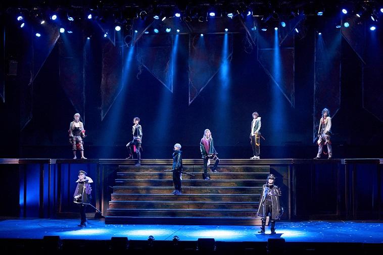 ミュージカル『刀剣乱舞』―東京心覚―舞台写真