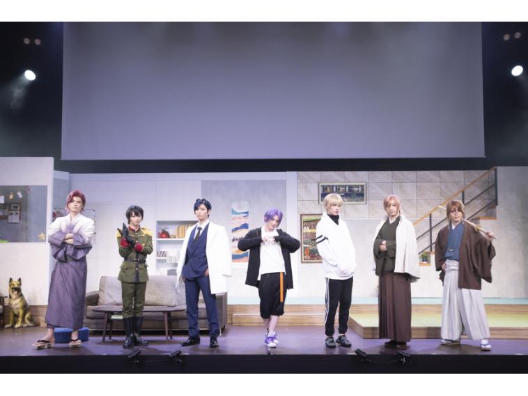 中止となっていた舞台『元号男子』2021年秋上演