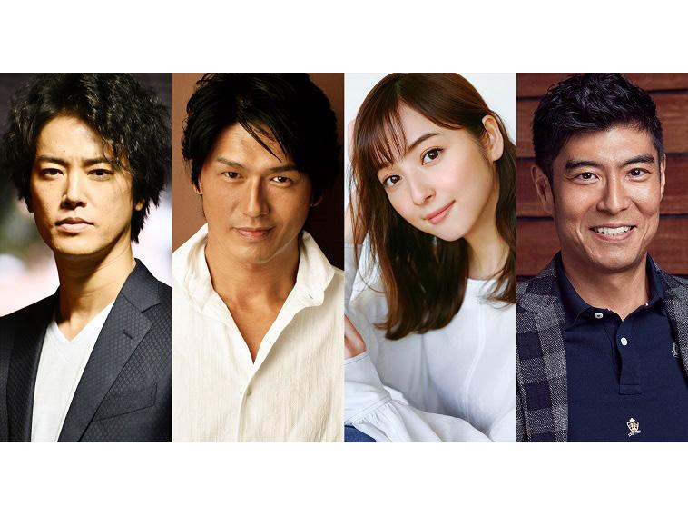 『醉いどれ天使』桐谷健太、高橋克典、佐々木希、髙嶋政宏らで舞台化