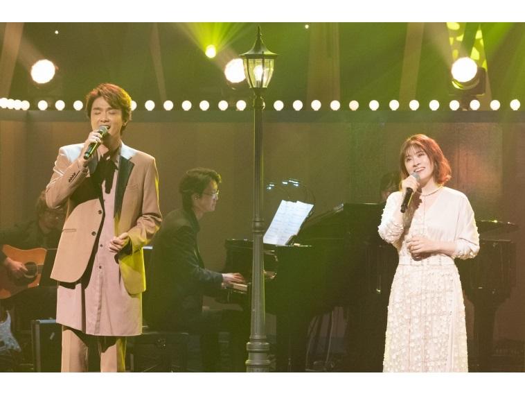 『グリブラ』で井上芳雄×宮澤エマがデュエット!濱田めぐみも『ウィキッド』のあの名曲を披露