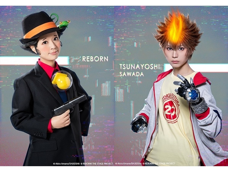 「リボステ未来編」ビジュアル第1弾公開!アニメ&舞台キャスト大集合の特別番組も