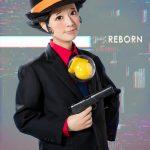 『家庭教師ヒットマンREBORN!』/リボステ未来編 リボーン役:ニーコ