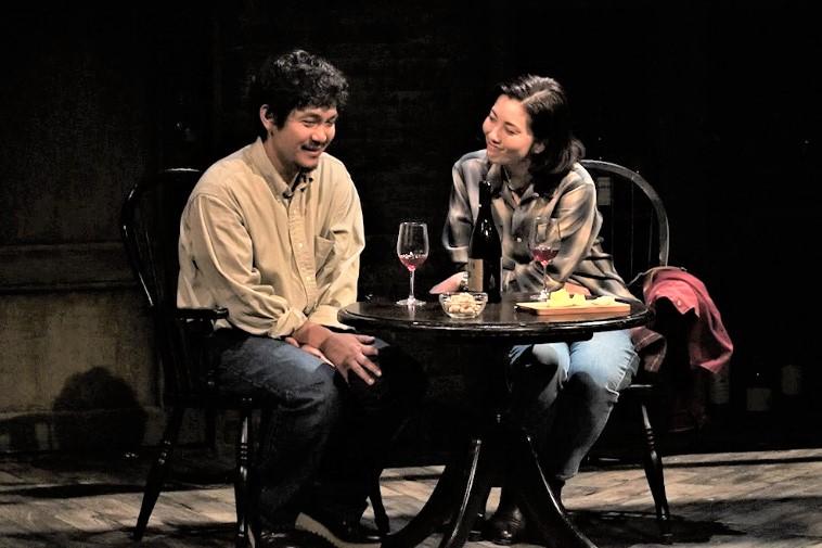 ワインのように香り高い『サイドウェイ』開幕!藤重政孝「作品と共に我々も育っていきたい」