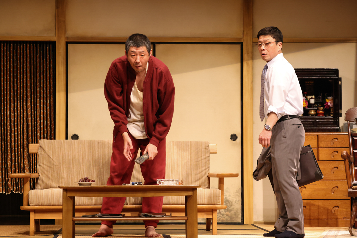三宅弘城、吉岡里帆ら出演『白昼夢』開幕!人々のもがきと再生の物語