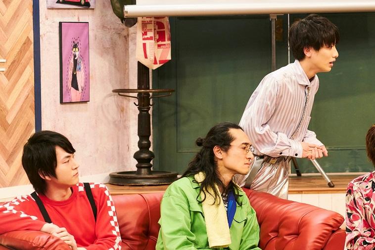 サーが帰ってきた!『テレビ演劇 サクセス荘3』最終回に荒牧慶彦出演