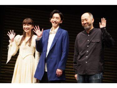 なにわ男子の道枝駿佑と茅島みずき、再共演で「印象変わった」『ロミオとジュリエット』開幕
