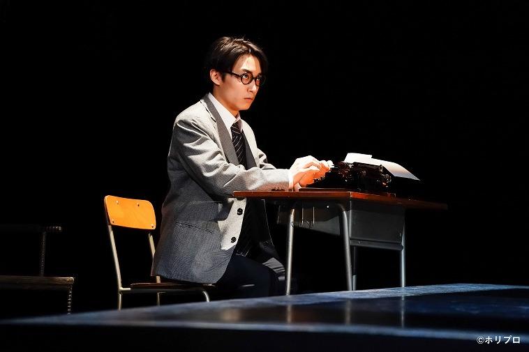 田代万里生と新納慎也、成河と福士誠治、松岡広大と山崎大輝・・・三組三様のミュージカル『スリル・ミー』開幕