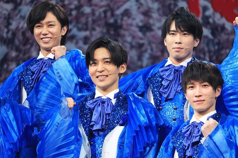 『滝沢歌舞伎ZERO 2021』開幕!青桜と青い衣裳に込めた「医療従事者への感謝とエール」