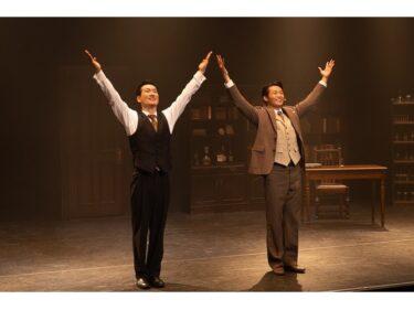 『My friend Jekyll』開幕!シットキングスの持田将史と小栗基裕が見せた「朗読×ダンス」の進化