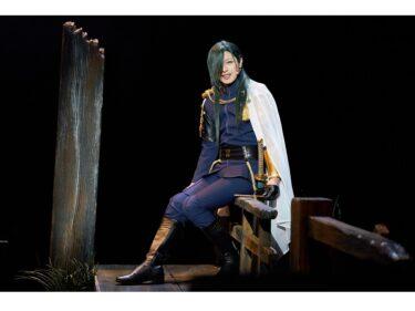 ミュージカル『刀剣乱舞』にっかり青江 単騎出陣、北海道で開幕!荒木宏文が刀ミュの「にっかり青江」を深堀り