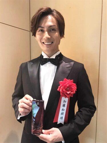 第46回菊田一夫演劇賞 加藤和樹から初受賞の喜びの声「盾の重みで実感」