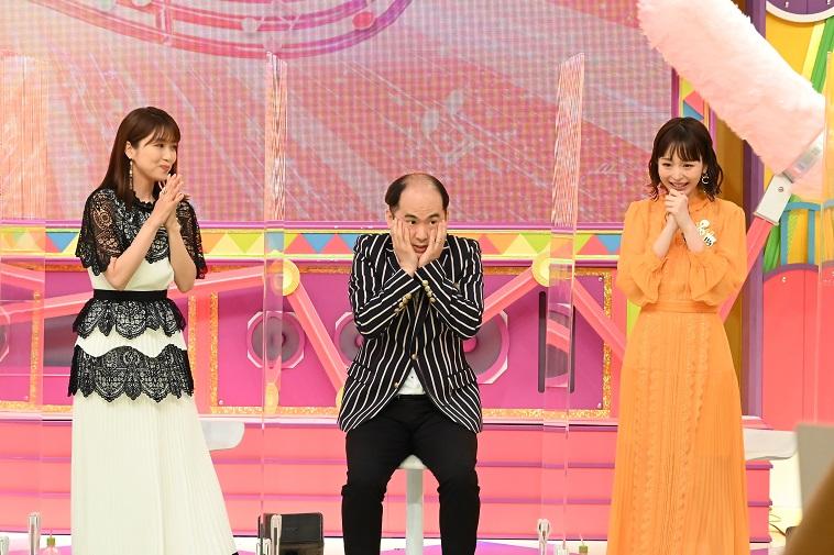 斎藤司、武田真治、新妻聖子、平野綾ら『オトラクション』で音楽ゲームに挑戦!