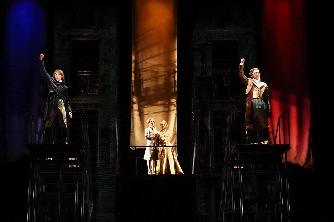 稲垣吾郎の主演舞台『サンソン-ルイ16世の首を刎ねた男-』大千秋楽公演でライブ配信決定