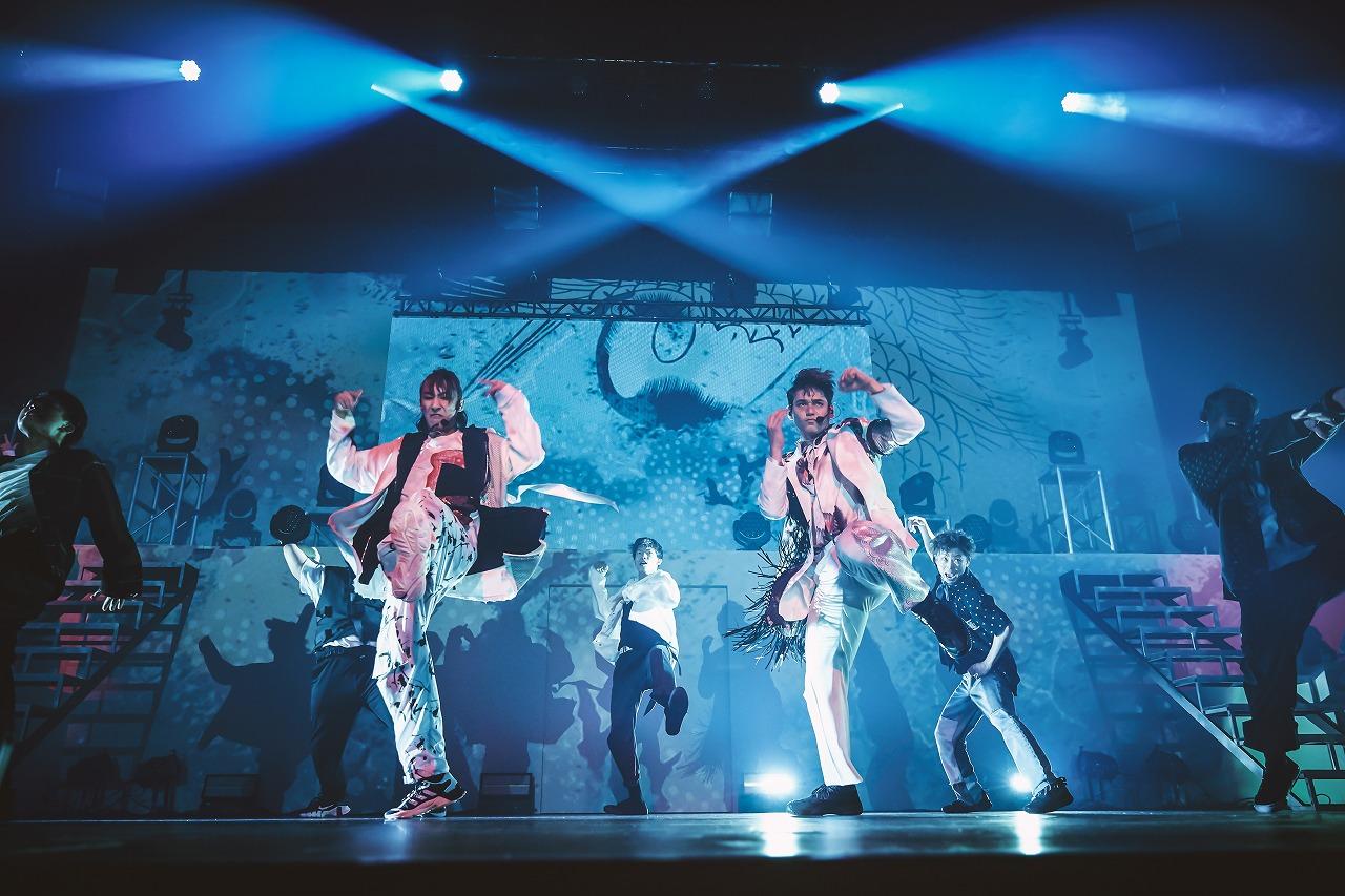 佐藤流司、福澤侑、spi、心之介の「ZIPANG OPERA」始動!『ACT ZERO ~暁の海~』ライブレポート
