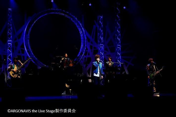 『ARGONAVIS the Live Stage』開幕!伊藤昌弘、橋本祥平らがリアルライブに続き舞台へ