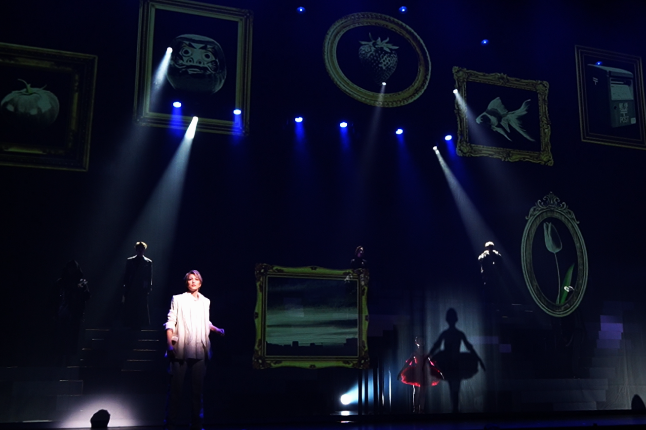 Color of Theater『ROSSO』開幕!七海ひろきが「赤」を巡る物語で見せた数多のチャレンジ