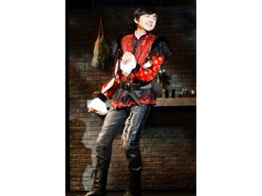 川﨑皇輝主演『ロミオとロザライン』開幕!「大人っぽくなったねって言われます」