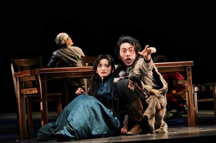 成河、瀧本美織ら出演『森 フォレ』開幕!「最後の最後まで感覚を研ぎ澄ませて」