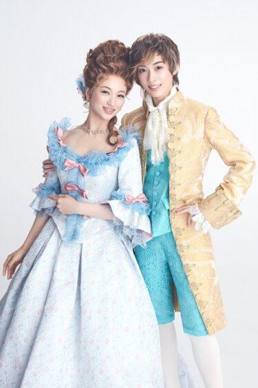 コンスタンツェ役に華優希『マドモアゼル・モーツァルト』で明日海りおとの共演が早くも実現