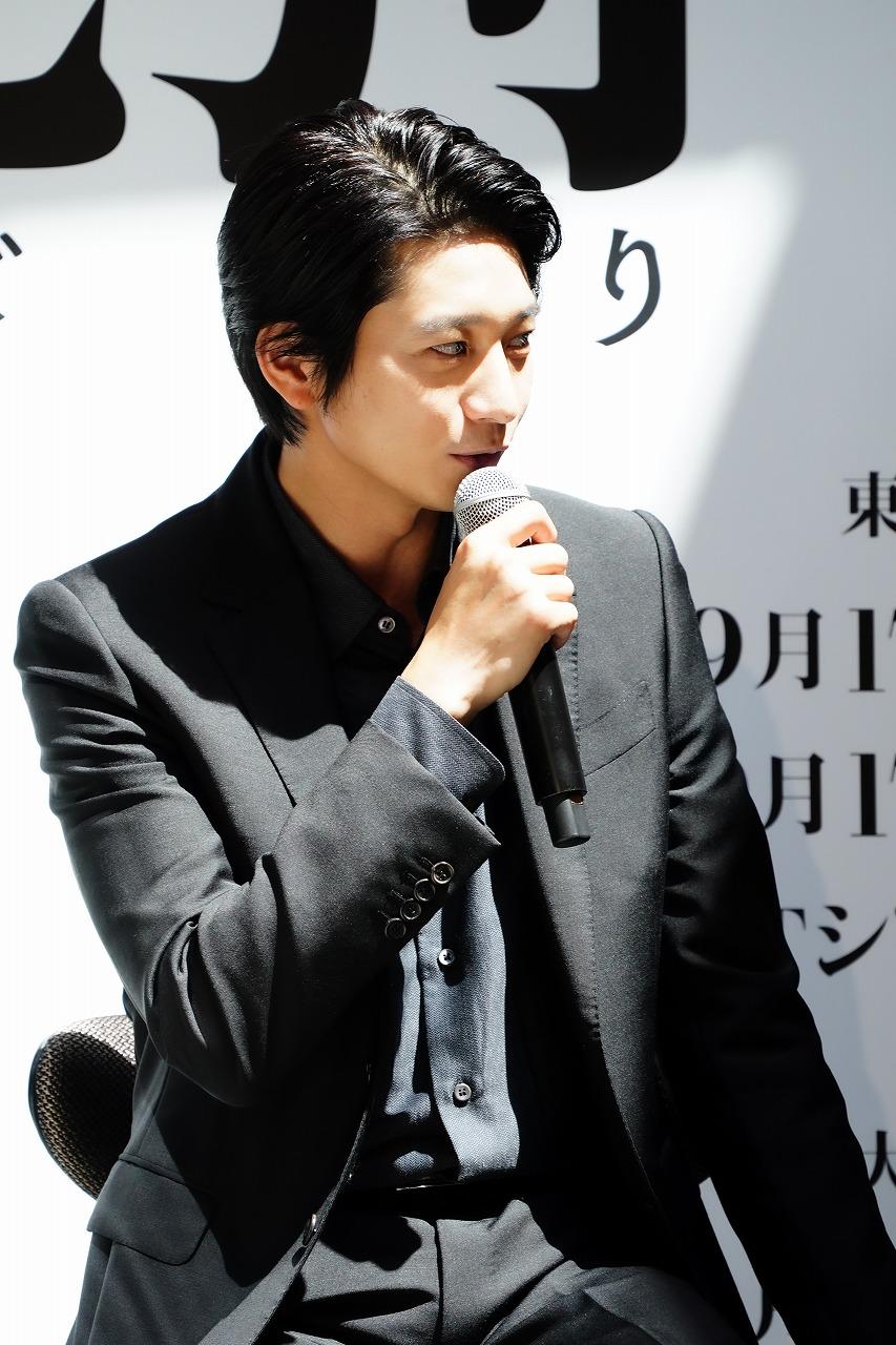 中村倫也、吉岡里帆、向井理で1年半ぶりのフルスペックいのうえ歌舞伎!『狐晴明九尾狩』製作発表