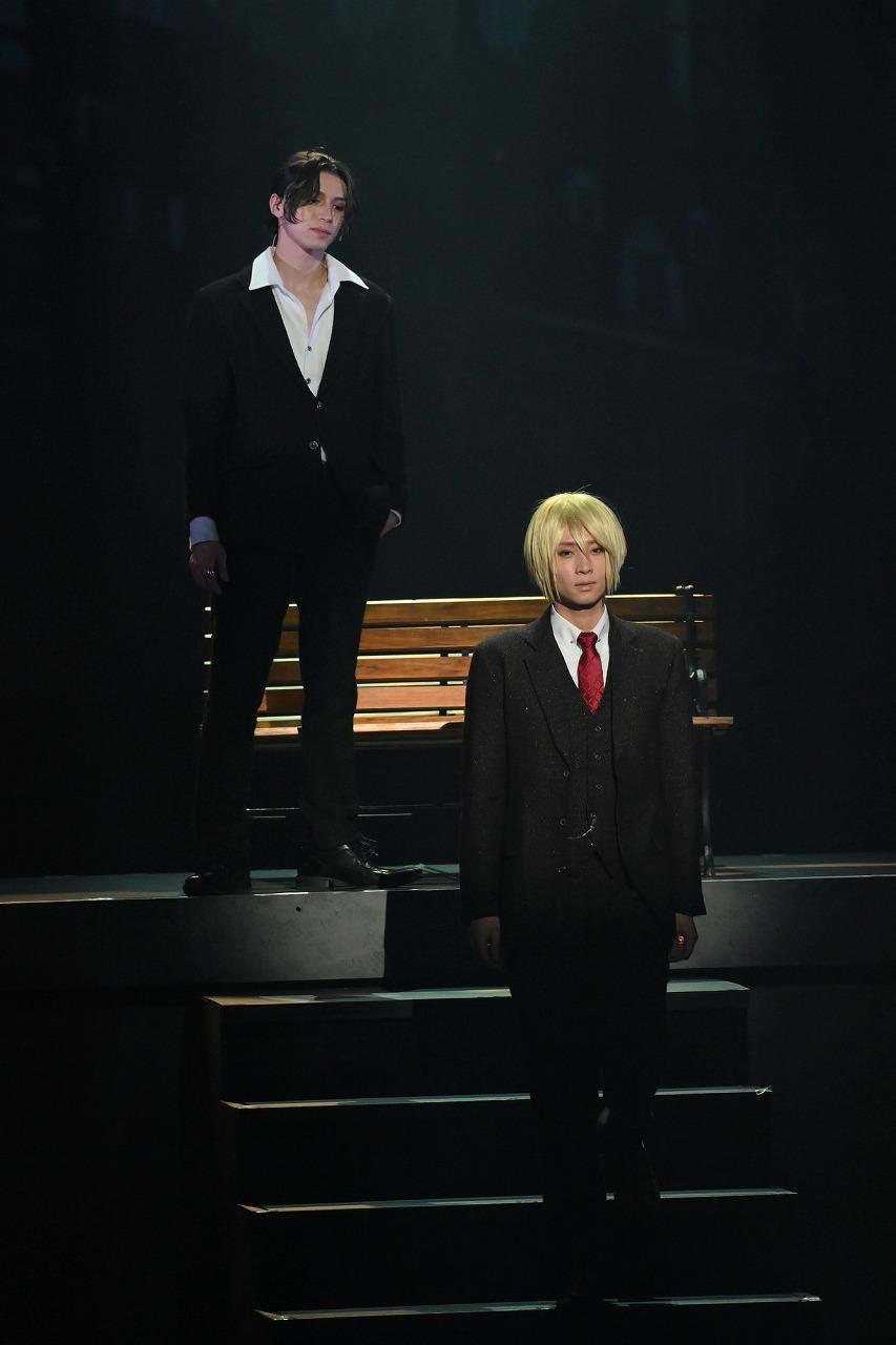 舞台『憂国のモリアーティ』case 2舞台写真