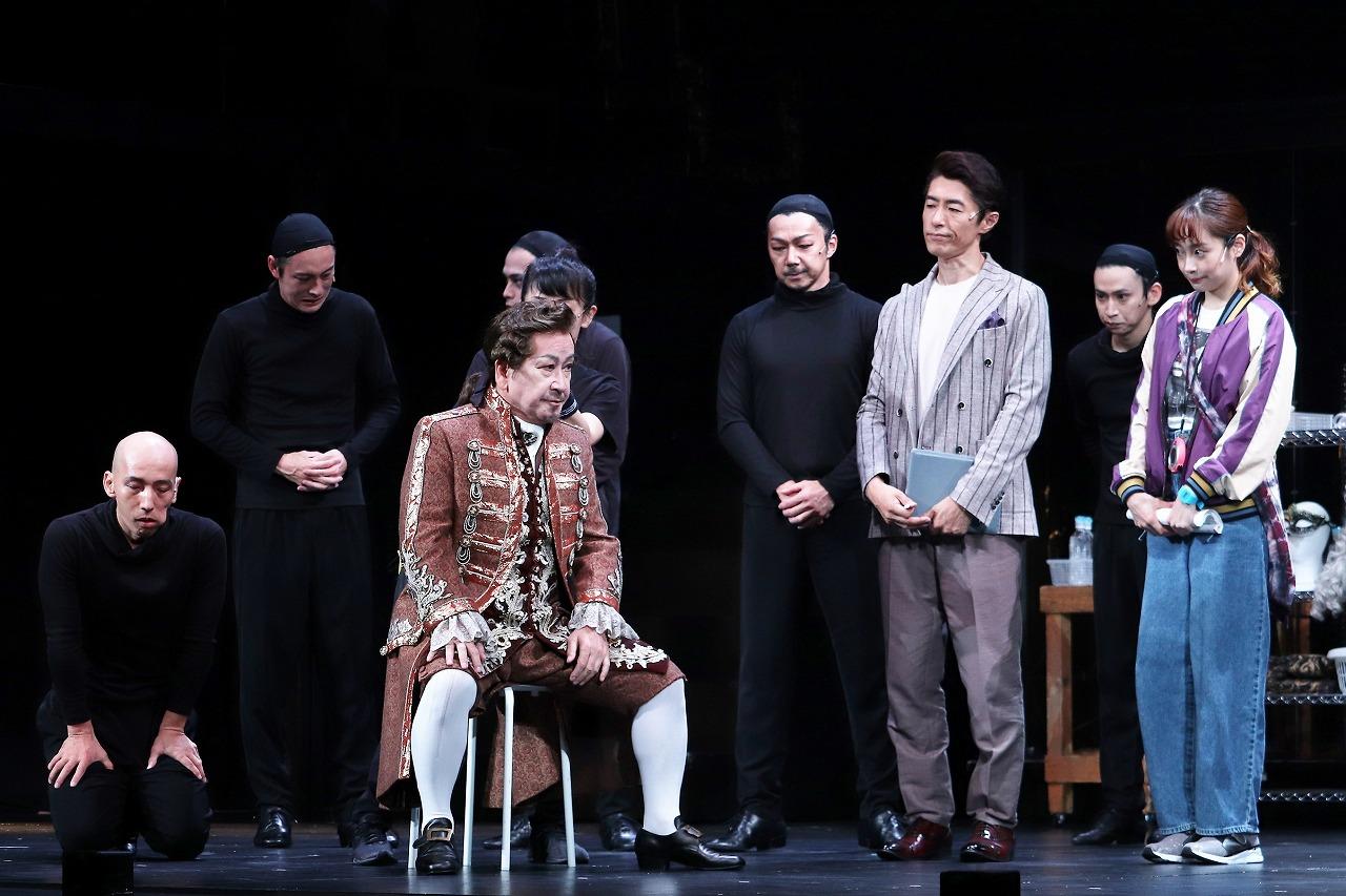 SixTONESジェシー主演舞台『スタンディングオベーション』開幕!舞台の表裏を同時に見せることで実現した臨場感