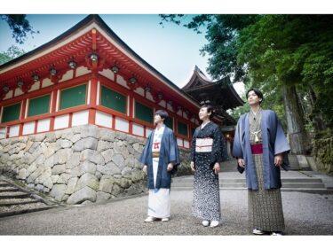鈴木拡樹、黒羽麻璃央が参加した「刀剣乱舞 剣奉納プロジェクト」特別映像公開へ