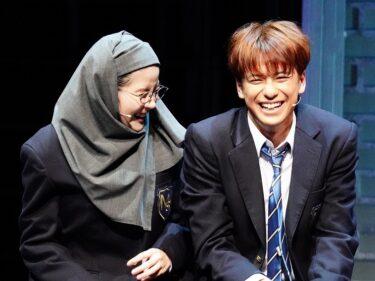 森崎ウィンがティーンの苦悩を歌声で響かせる!ミュージカル『ジェイミー』公開ゲネプロ