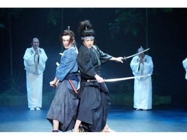 蜷川幸雄の追悼公演『ムサシ』開幕!吉田鋼太郎「更にパワーアップし強く、深く、繊細に」