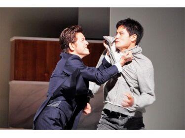 岡本圭人・岡本健一、実の親子が演じることで増す物語の説得力『Le Fils 息子』開幕
