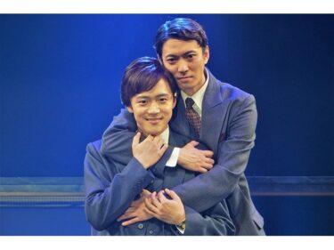 辰巳雄大(ふぉ~ゆ~)、林翔太らが練り上げた濃厚な演劇空間『ネバー・ザ・シナー』開幕