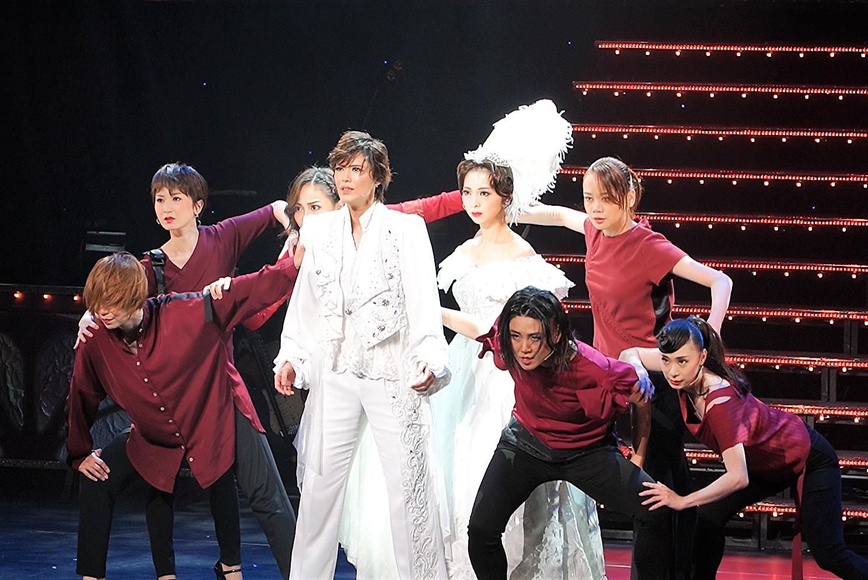 彩凪翔、新たなステージへ!タカラヅカ・ライブ・ネクスト第1弾『アプローズ』開幕