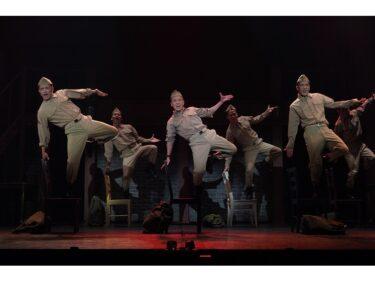 屋良朝幸が3度目の海兵隊員に!ミュージカル『ドッグファイト』フォトコール&会見レポート
