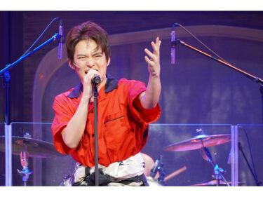 ロック☆オペラ『ザ・パンデモニアム・ロック・ショー』開幕!中山優馬「やっとこの日が来た!」
