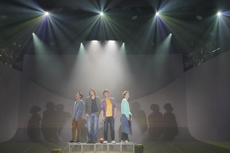 誰しもが経験した大人への旅立ち『GLORY DAYS グローリー・デイズ』開幕!千秋楽公演でライブ配信も決定